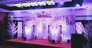 Interior wedding banquet at country inn and suites By Radisson Navi Mumbai
