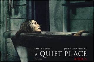 A Quiet Place افلام رعب 2018