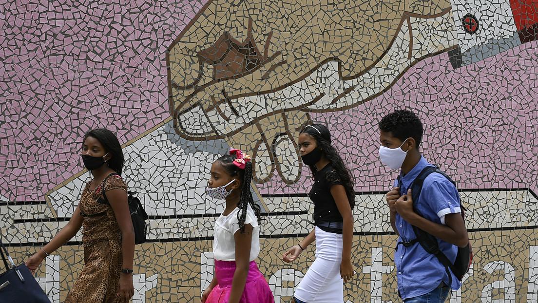 Maduro anuncia  llegada a Venezuela de miles de dosis del antiviral ruso Avifavir #covid-19