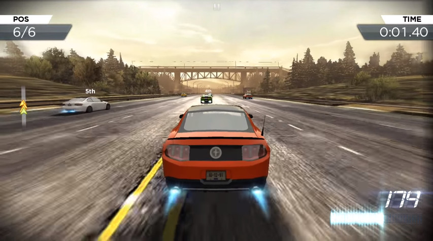 Need for speed apk offline
