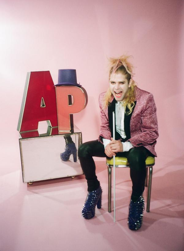 Biodata Ariel Pink