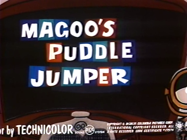 mister magoos puddle jumper