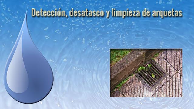 localización limpieza de arquetas zaragoza