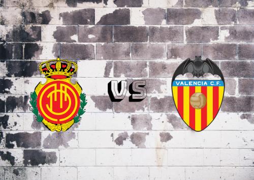 Mallorca vs Valencia  Resumen