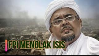 Viral Kembali Video Habib Rizieq Menolak ISIS, Larang Laskar FPI Ikutan Perang ke Irak