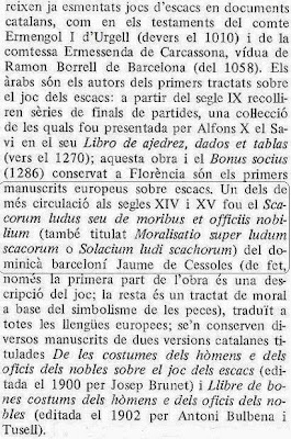 Recorte de la Gran Enciclopèdia Catalana