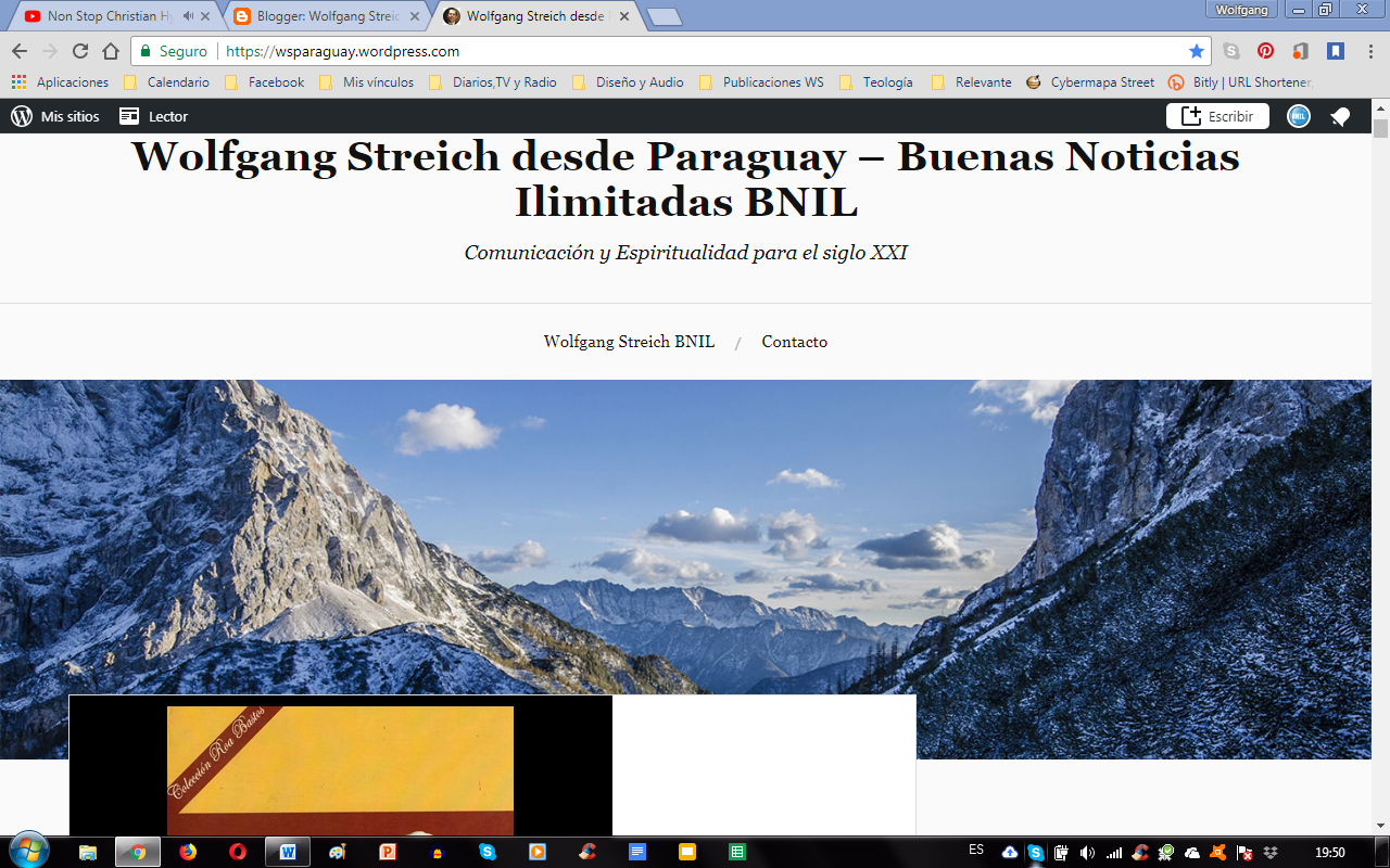 Currículum Vitae y Hoja de Vida del Lic en Periodismo: Wolfgang ...