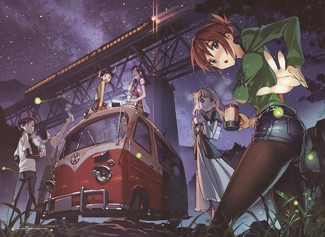 Rail Wars! -Nihon Kokuyū Tetsudō Kōantai-
