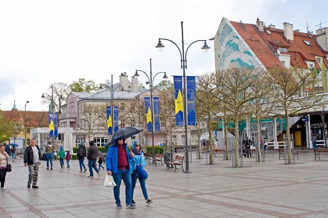 Sopot w weekend majowy, jak wygląda miasto w maju