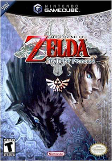 The Legend of Zelda - Twilight Princess (BR) [ NGC ]