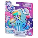 My Little Pony Equestria Girls Fashion Squad Pony Life Single Rainbow Dash Figure