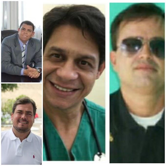 ELEIÇÕES 2020: EM MENOS DE 24 HORAS DOIS PRÉ-CANDIDATOS A PREFEITO DE DELMIRO GOUVEIA SE DECLARAM