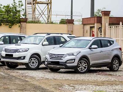Perbandingan Hyundai Santa Fe vs Mitsubishi Pajero Sport vs Toyota Fortuner