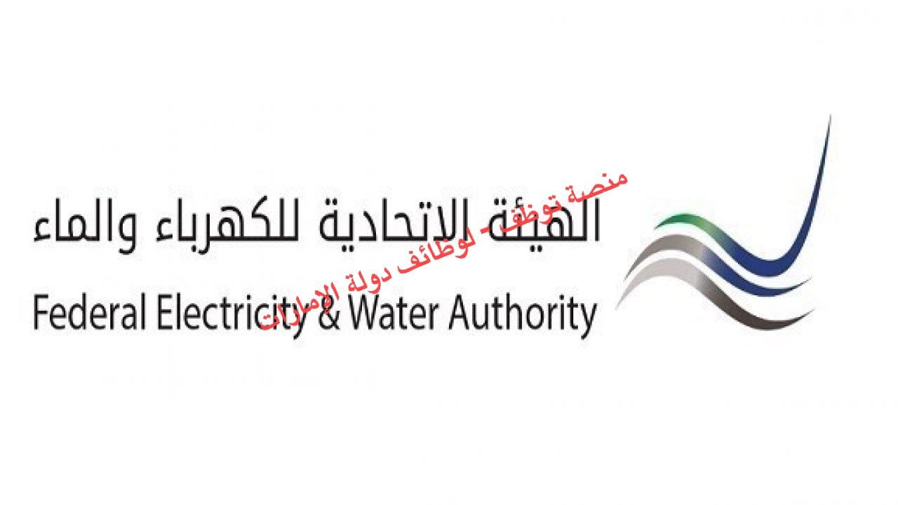 الهيئة الاتحادية للكهرباء والماء للتوظيف ،