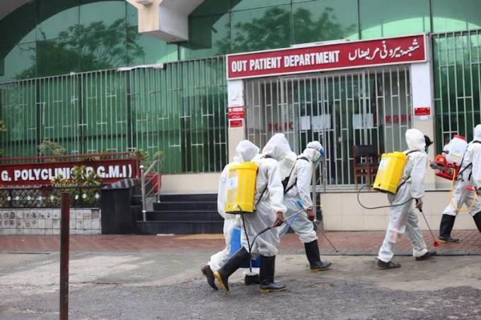 Malik Riaz urges unit instead of framing Bahria city on coronavirus cases