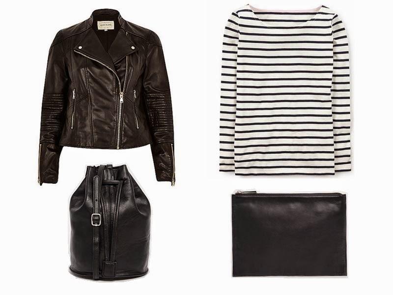 French 10-Piece Capsule Wardrobe