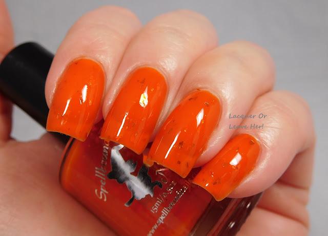 Spellbound Nails Crookshanks