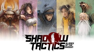 Shadow Tactics Blades of the Shogun steam winter sale