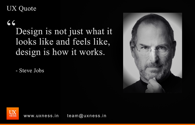 UX Quote - Steve Jobs