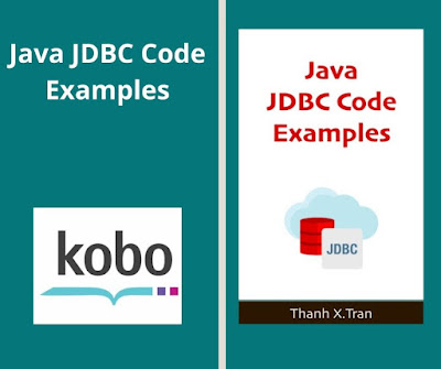 Java JDBC Code Examples Guide to Java JDBC by Examples by Thanh X.Tran Synopsis Java JDBC Code Examples  ***  Guide to Java JDBC by Examples  Callable statement example Getting column names for a table Inserting an Image into SQL Server Stored Procedure Calling in java Good lucky !