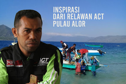 Inspiration from ACT Alor Island Volunteers