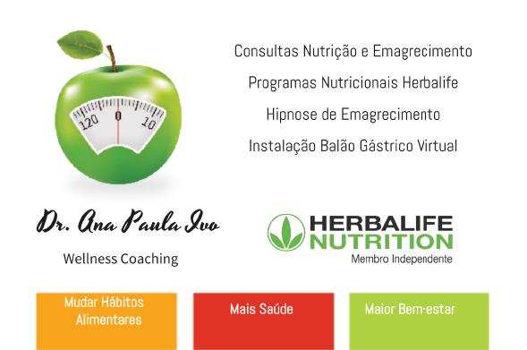 Dr. Ana Paula Ivo - Consultora Herbalife