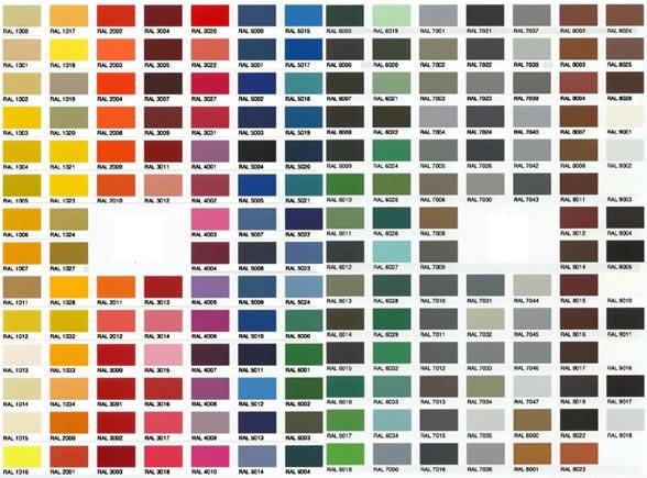 Pinturas valeria for Gama colores pintura