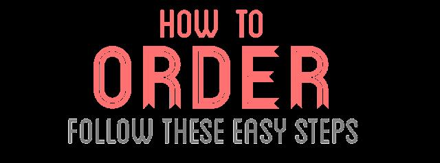 bagaimana cara untuk order