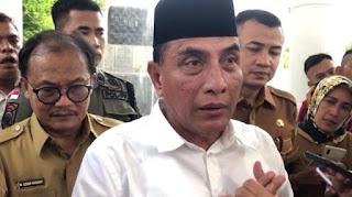 edy rahmayadi gubernur sumut