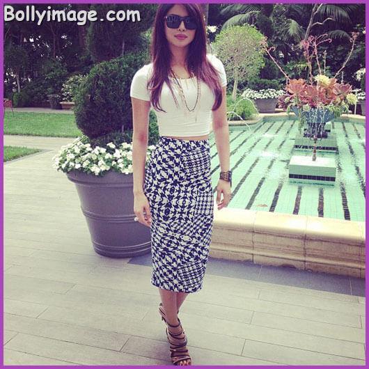 Priyanka Chopra highest paid actresses photo
