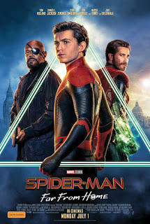 Download Film Terbaru Spider Man Far From Home In Hindi (1080p) HD