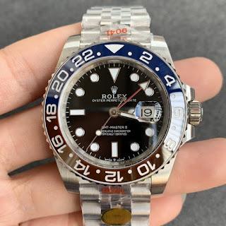 La AAA réplica Rolex GMT-Master II 126710