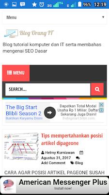 Cara menjadikan blog sebagai aplikasi android17
