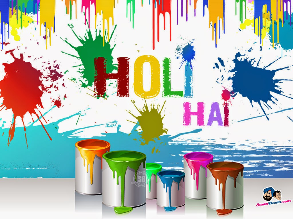 Happy Holi 6 March Festival Greeting Cards Hd Creative
