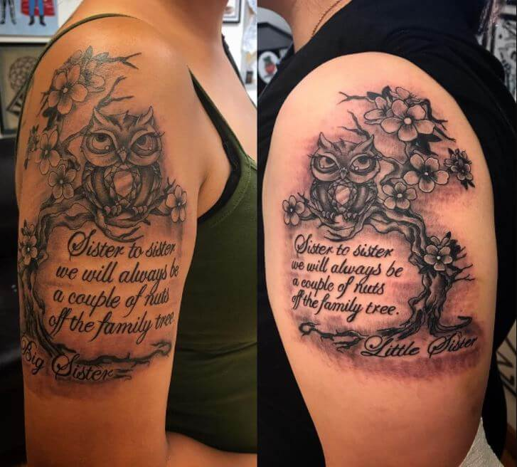 Tattoo Quotes For Sisters: 50+ Short Quote Tattoos For Guys (2019) Inspirational