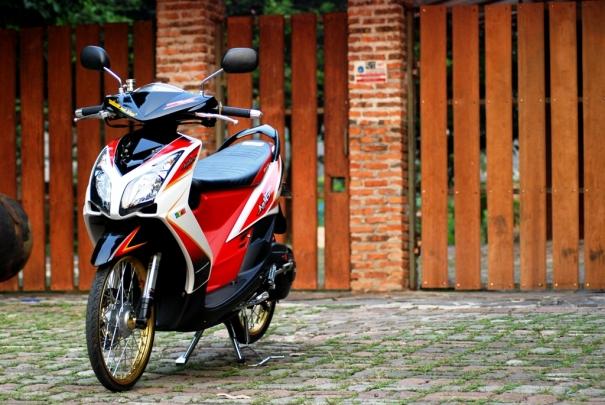 Cara Merawat Body Sepeda Motor