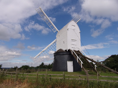 Wrawby Mill - picture supplied to Brigg Blog by Stuart Parker, June 2019