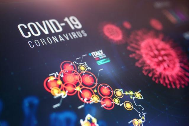 Coronavirus: i dati di oggi 22 Aprile