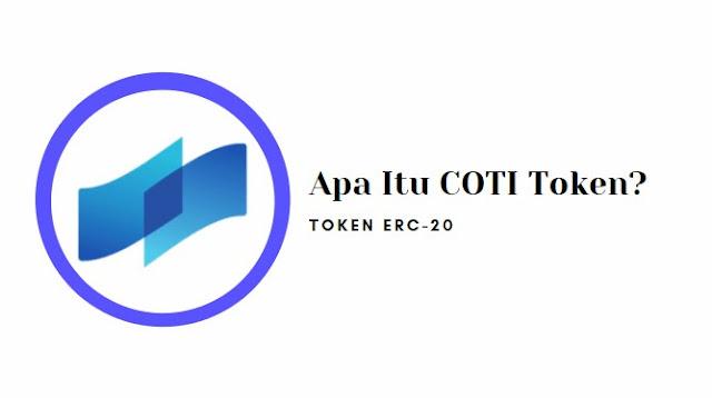 Gambar COTI Token