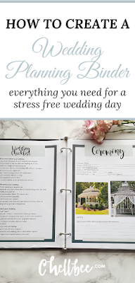 Wedding Planner Binder | Learn the must have components for a stress free wedding planning experience. These tips are perfect for brides to be with no experience planning events. Wedding Planner book | Diy wedding planner binder | wedding guest list printable | #bride #printable #wedding