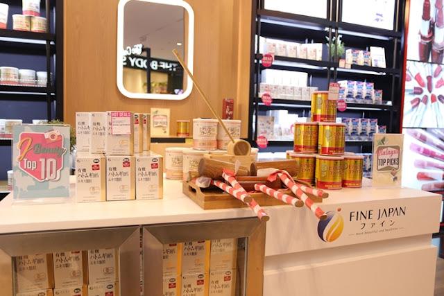 FINE Japan 1st Malaysian Store Sunway Velocity Mall, Kuala Lumpur, FINE Japan, 1st Malaysian Store, Sunway Velocity Mall, Kuala Lumpur, Beauty