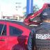 """Detienen a """"marinos"""" que asaltaban Autozone de Veracruz Puerto"""