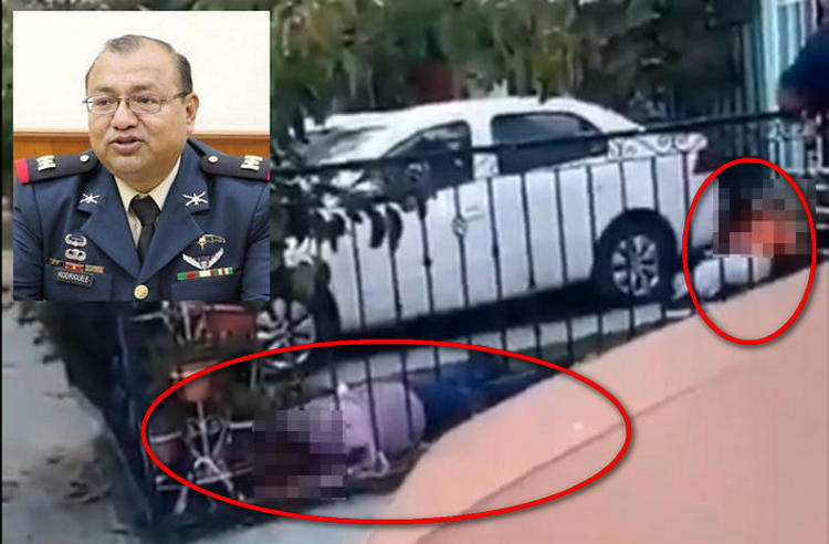 Convoy de sicarios rafaguea y ejecuta al director de Seguridad Pública de Lagos de Moreno junto a sus dos escoltas en Jalisco