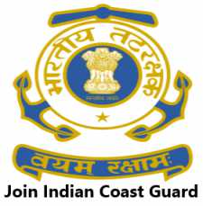 Join Indian Coast Guard Apply Online For Yantrik Posts