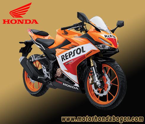 Mau Kredit Motor Honda CBR 150 Bogor