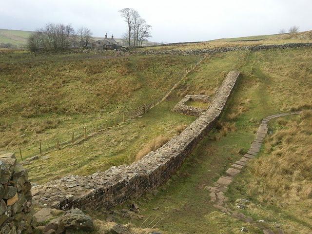 Antonine Wall, Skotlandia