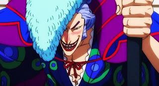 Spoiler One Piece Chapter 975 : Akan Jadi Peperangan di Atas Laut!