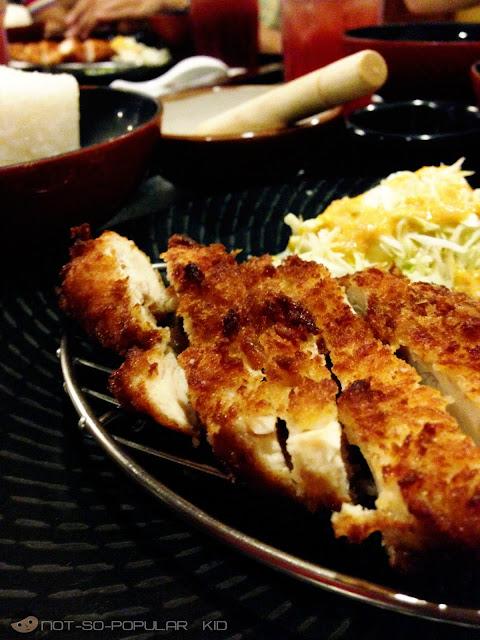 Chicken Katsu of ICHIRO