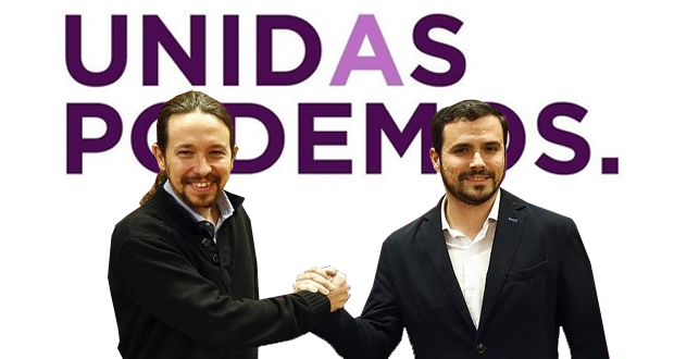 Izquierda Unida ratifica presentarse a las elecciones con Unidas Podemos