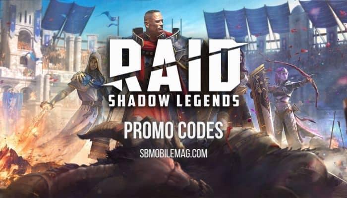 Raid Shadow Legends Promo Code, Raid Shadow Legends Promo Codes